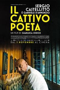Il cattivo poeta (2020) Poster