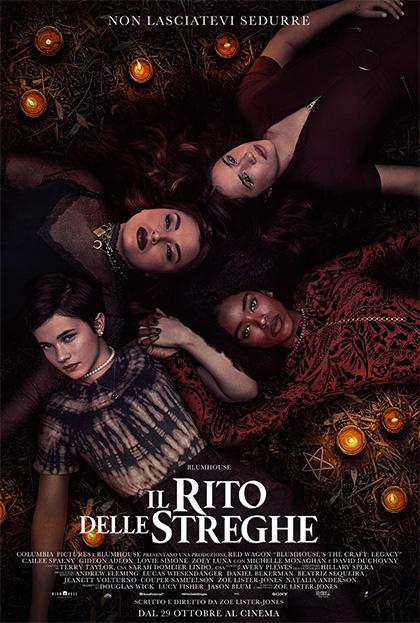 Il rito delle streghe (2020) Poster