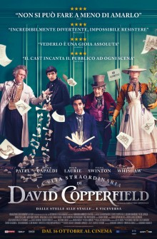 La vita straordinaria di David Copperfield (2020) Poster