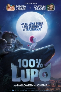 100% Lupo (2020) Poster