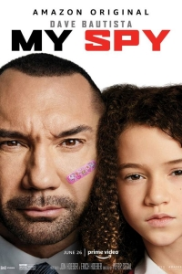 My Spy (2020) Poster