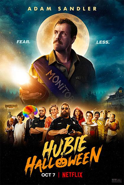 Hubie Halloween (2020) Poster
