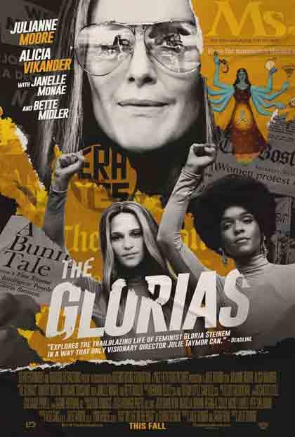 The Glorias (2020) Poster