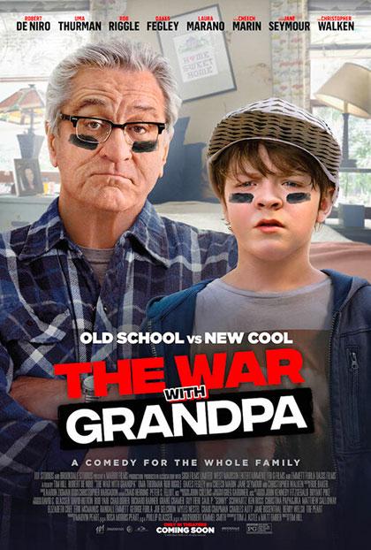 Nonno questa volta è guerra (2020) Poster