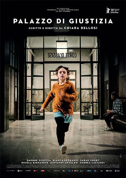 Palazzo di giustizia (2020) Poster