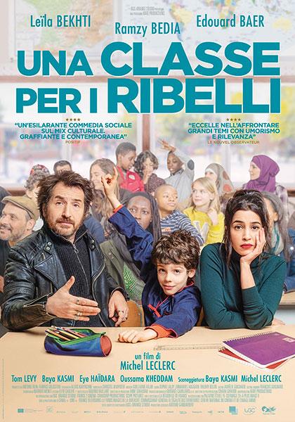 Una classe per i ribelli (2020) Poster