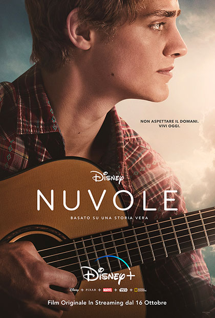 Nuvole - Clouds (2020) Poster