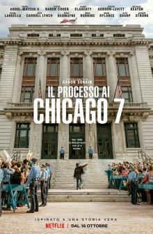 Il processo ai Chicago 7 (2020) Poster