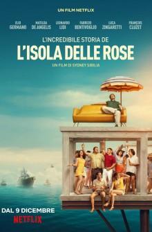 L'Incredibile Storia dell'Isola delle Rose (2020) Poster