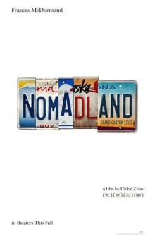 Nomadland (2020) Poster