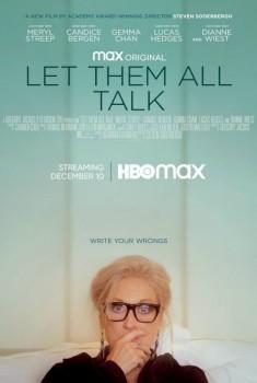 Let Them All Talk (2020) Poster