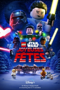LEGO Star Wars Holiday Special (2020) Poster