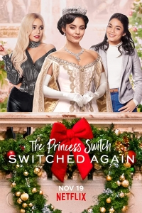 The Princess Switch 2: Switched Again (2020) Poster