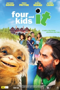 Four Kids And It (2020) Poster