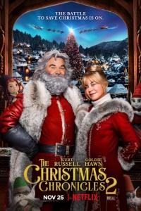 Qualcuno salvi il Natale 2 (2020) Poster