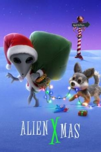 Alien Xmas - Natale eXtraterrestre (2020) Poster