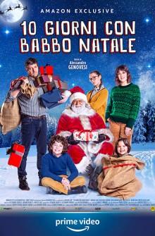 10 giorni con Babbo Natale (2020) Poster