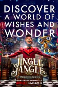Jingle Jangle - Un'avventura natalizia (2020) Poster