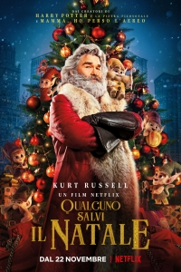Qualcuno salvi il Natale (2018) Poster