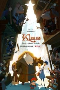 Klaus - I Segreti del Natale (2019) Poster
