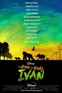 L'unico e insuperabile Ivan (2020) Poster