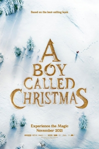 A Boy Called Christmas (2021) Poster