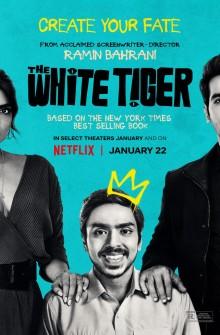 La Tigre Bianca (2021) Poster