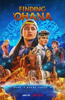 Finding 'Ohana (2021) Poster