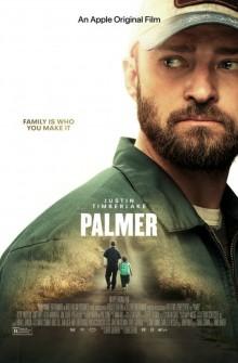 Palmer (2021) Poster