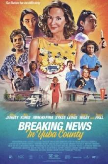 Breaking News in Yuba County (2021) Poster