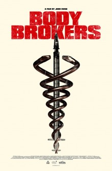 Body Brokers (2021) Poster