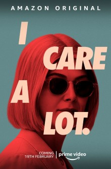 I Care a Lot (2021) Poster