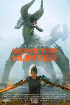 Monster Hunter (2021) Poster