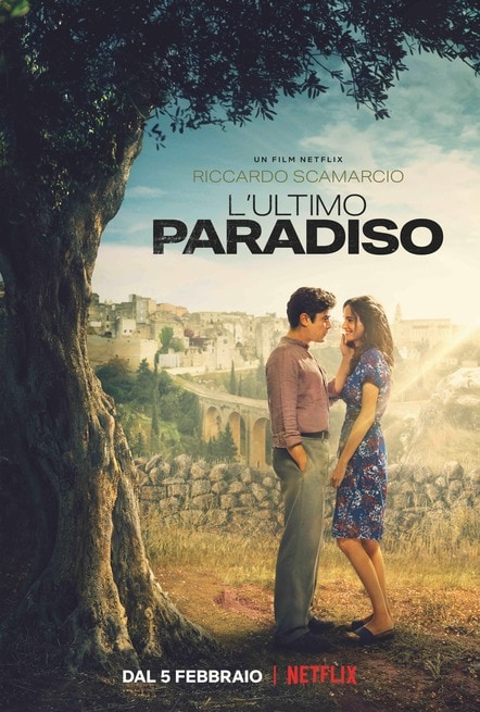 L'Ultimo Paradiso (2021) Poster