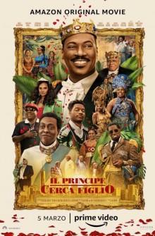 Il Principe cerca Figlio 2 (2021) Poster