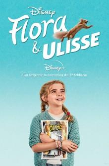 Flora & Ulisse (2021) Poster