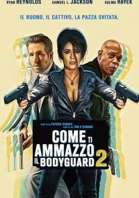 Come ti ammazzo il bodyguard 2 (2021) Poster