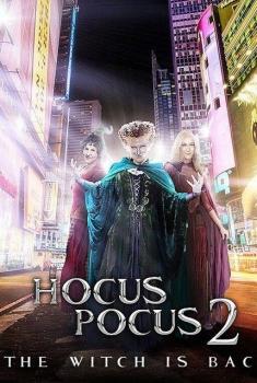Hocus Pocus 2 (2021) Poster