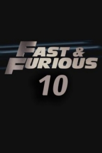 Fast & Furious 10 (2021) Poster