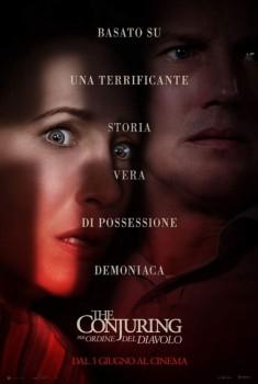 The Conjuring 3 - Per ordine del diavolo (2021) Poster