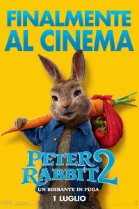 Peter Rabbit 2: Un birbante in fuga (2021) Poster