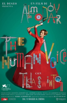 The Human Voice (2020) Poster