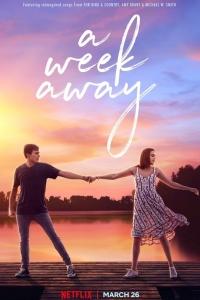 A Week Away (2021) Poster