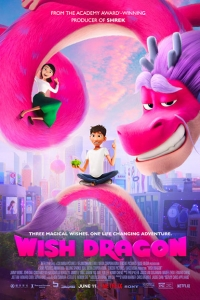 Il drago dei desideri (2021) Poster