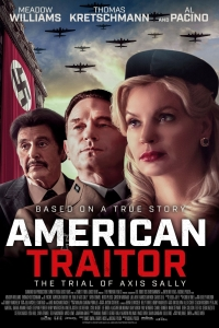 American Traitor (2021) Poster