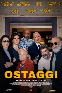 Ostaggi (2021) Poster