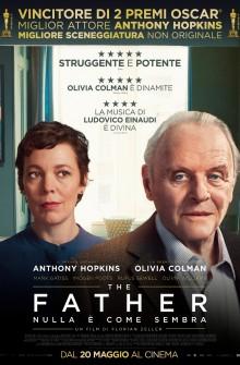 The Father - Nulla è come sembra (2021) Poster