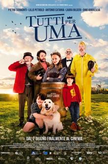 Tutti per Uma (2021) Poster