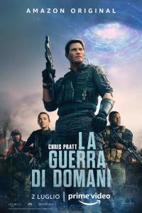 La guerra di domani (2021) Poster