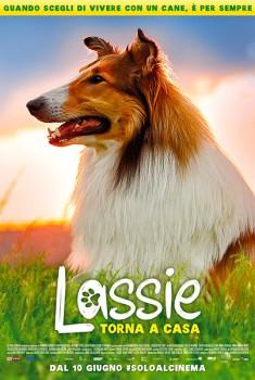 Lassie torna a casa (2020) Poster